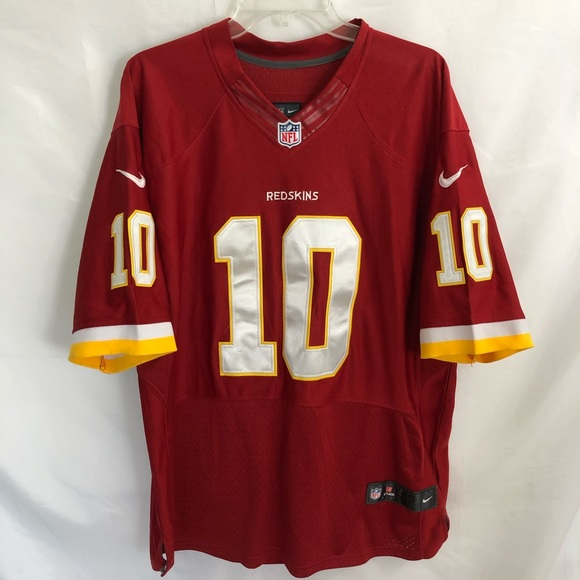 pretty nice 0950a f85e1 Robert Griffin III Washington Redskins Jersey 40